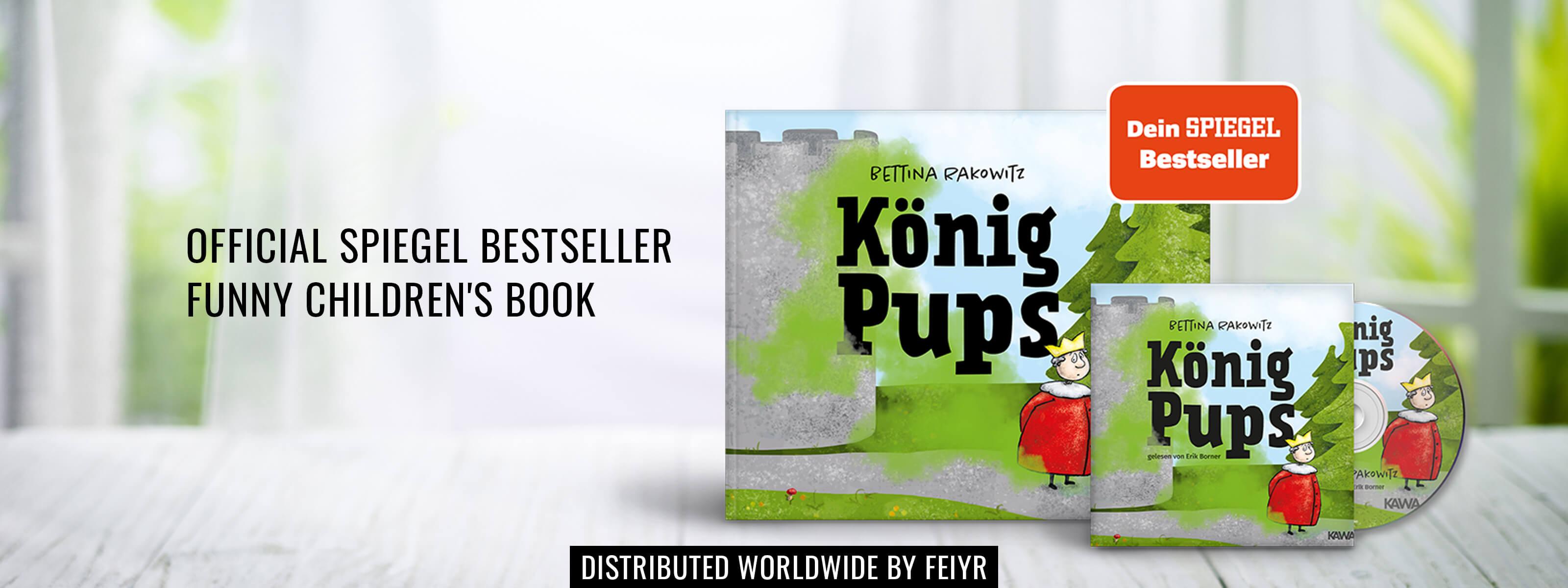König Pups Spiegel Bestseller