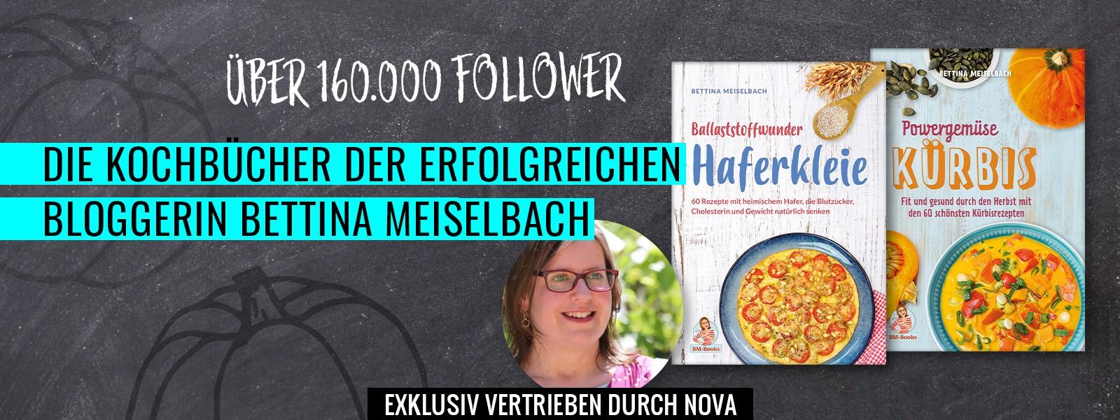 """""""Ballaststoffwunder Haferkleie"""" von Bettina Meiselbach"""