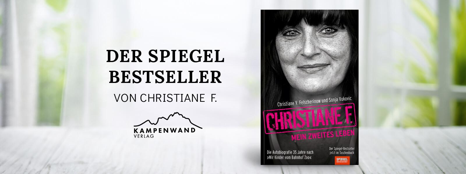 """Christiane F. """"Wir Kinder vom Bahnhof Zoo"""" Biografie"""