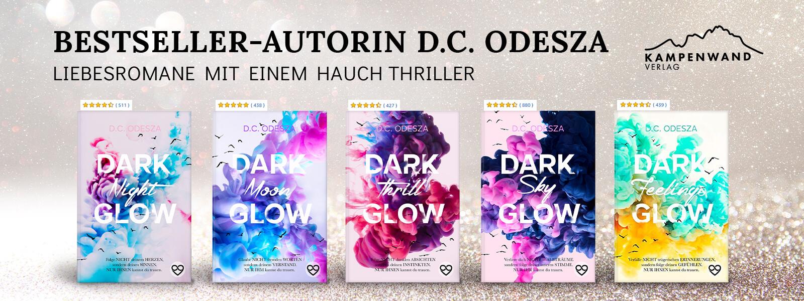 Bestseller-Bücher von Autorin D.C. Odesza