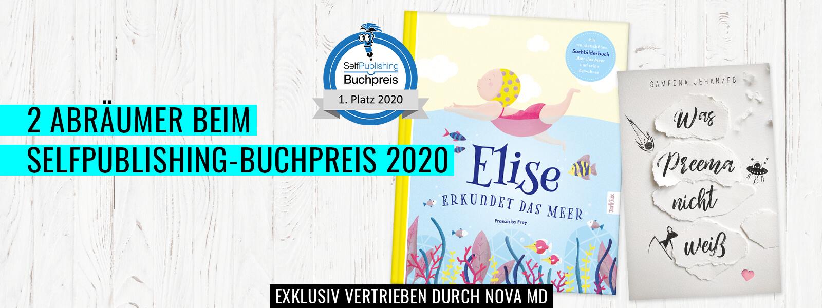 Gewinner des deutschen Selfpublishing-Buchpreis 2020