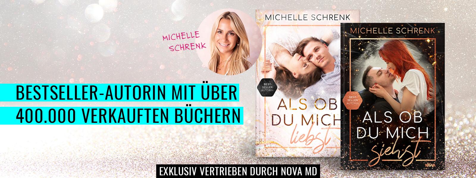 Bestseller-Autorin Michelle Schrenk