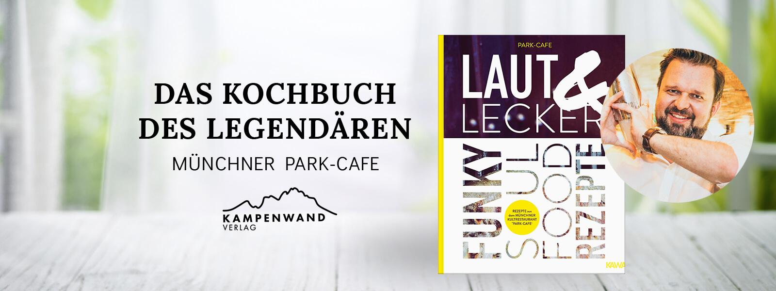 Kochbuch des Münchner Park Café