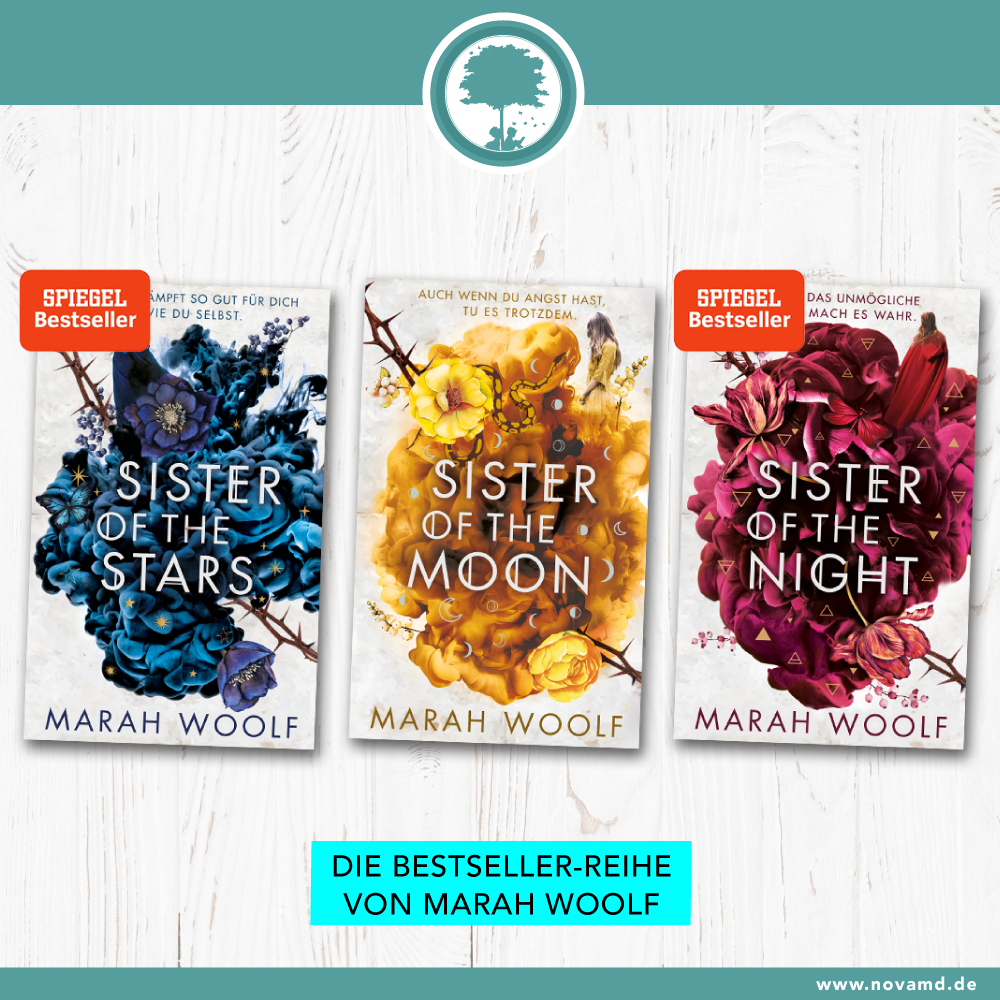 Der 2. SPIEGEL Bestseller für Marah Woolf